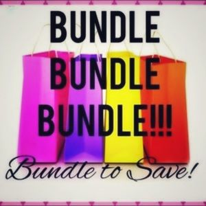 Bundle up and Save!!